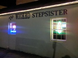 The Wicked Stepsister exterior.