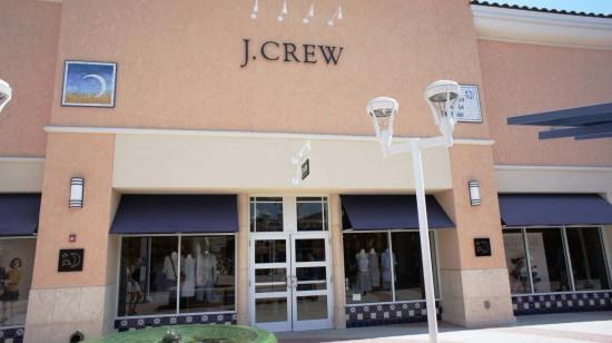 Orlando Premium Outlets Vineland Ave: J. Crew.