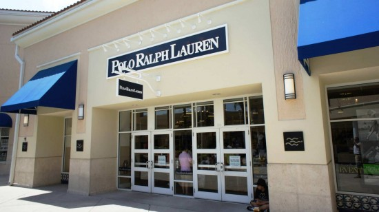 Orlando Premium Outlets Vineland Ave: Polo Ralph Lauren.
