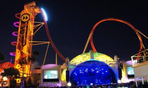 Universal Studios Mardi Gras 2011 Pre-Party: Go Rockit go!