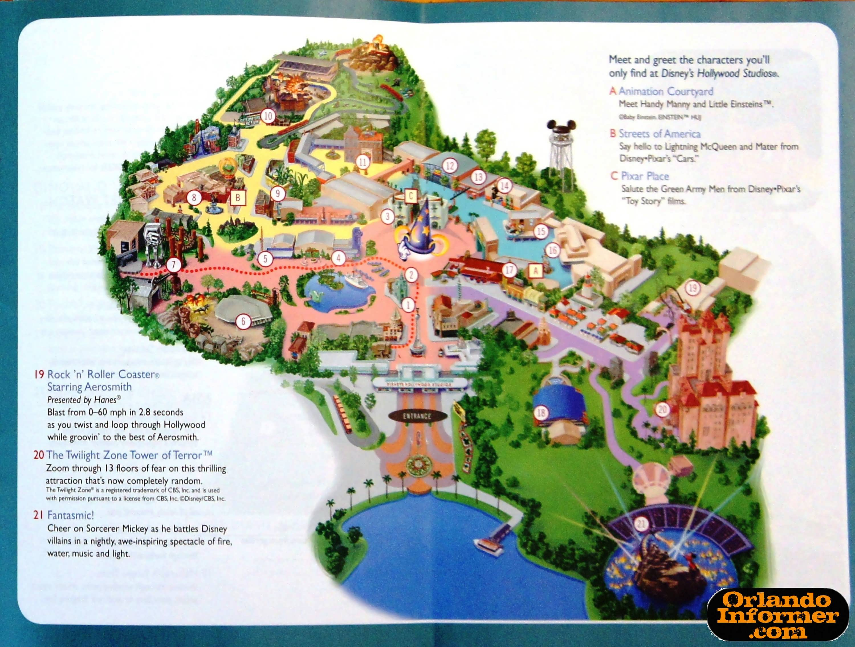 ... map. Map out your fun. Waterparks and Downtown Disney. Resort-wide map