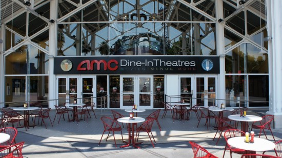 AMC Fork & Screen at Downtown Disney.