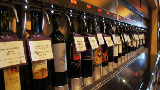 The Wine Room in Winter Park, Florida: Where to begin... and then to end?