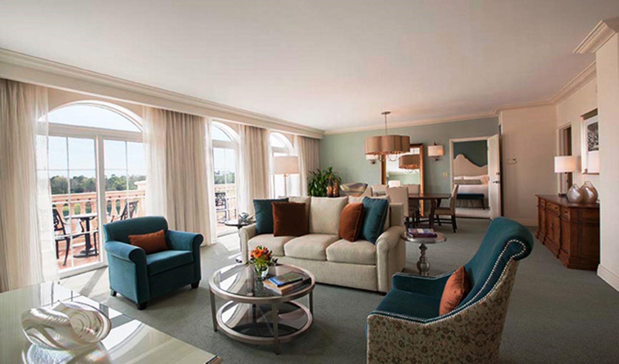 Portofino Bay Hotel Villa suite
