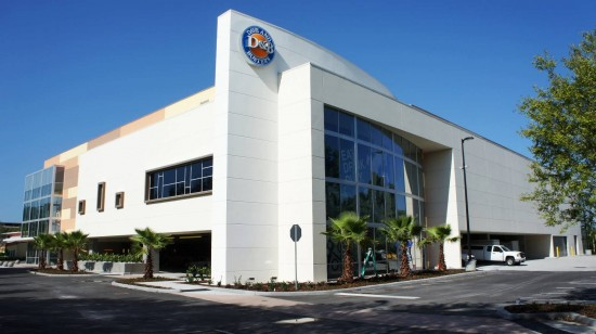 Dave & Busters Orlando on International Drive.