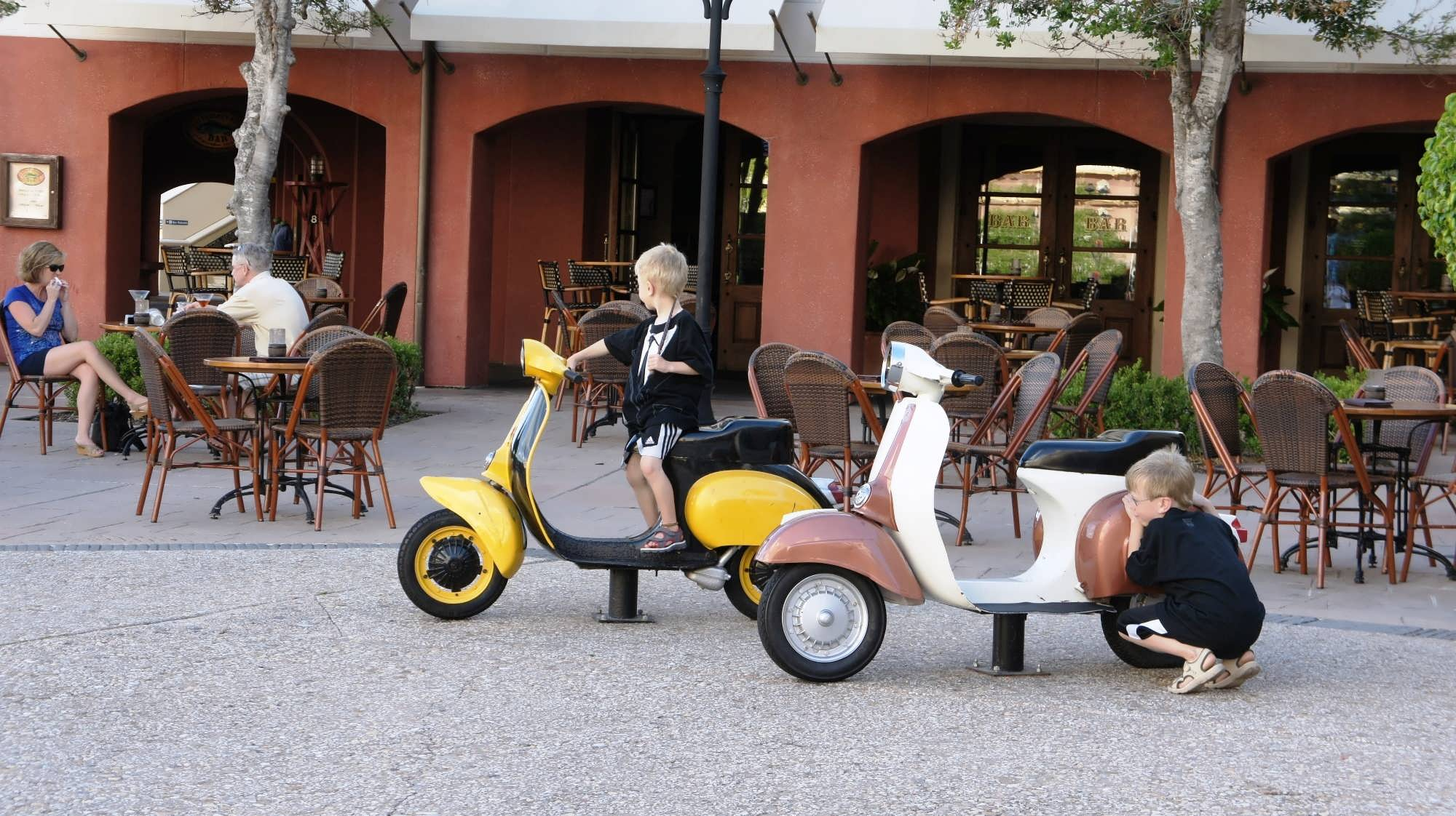 Portofino Bay Hotel at Universal Orlando