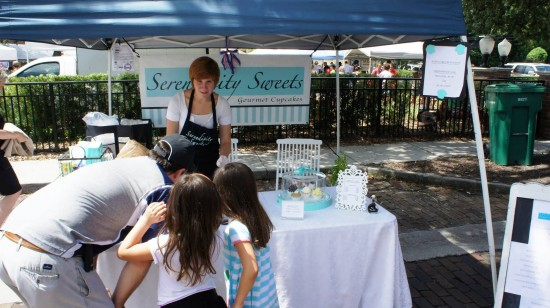 Winter Park Farmers Market: Serendipity Sweets.