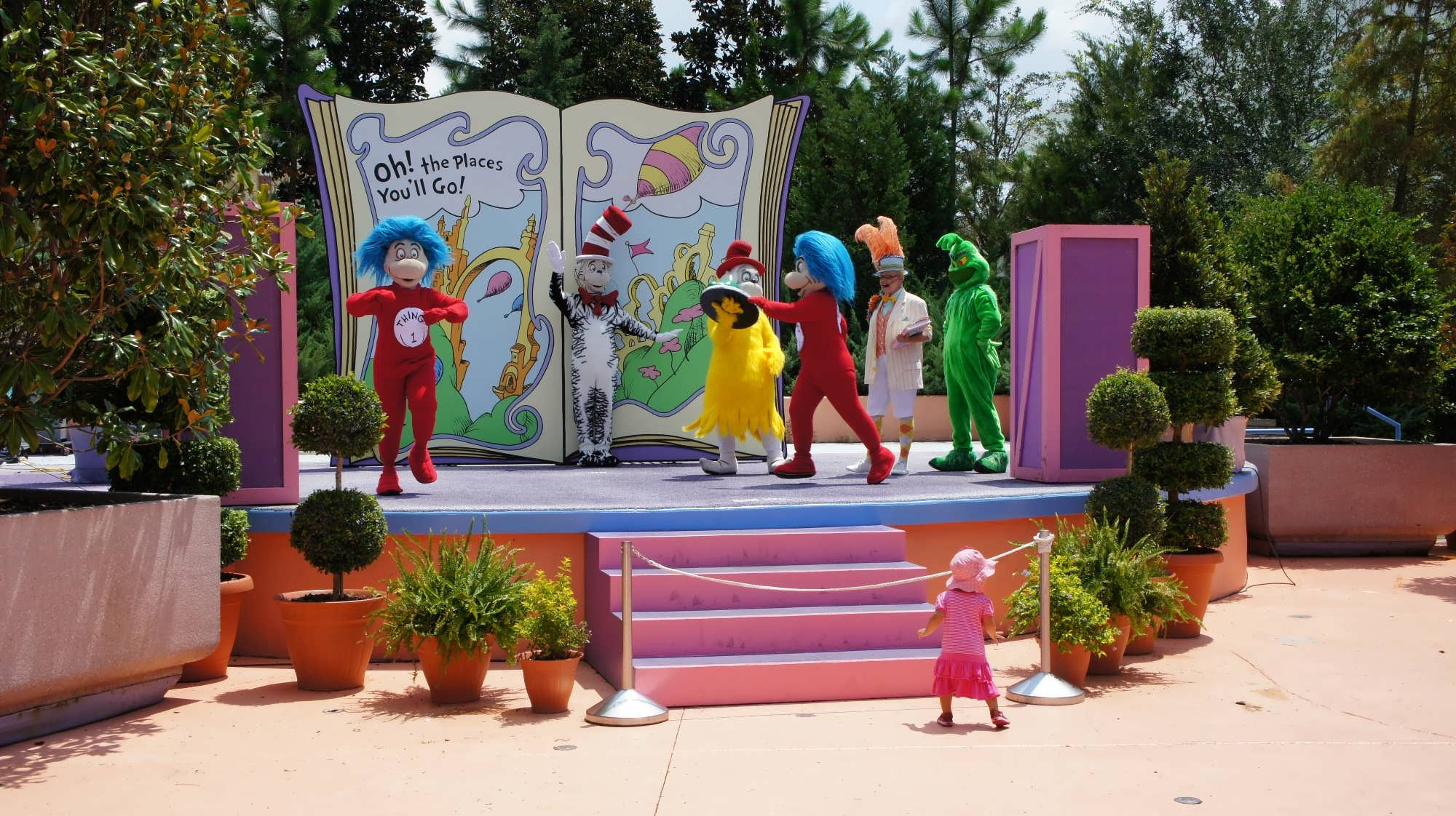 Oh! The Stories You'll Hear at Universal's Islands of Adventure.