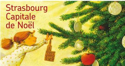 Strasbourg - Capital of Christmas.
