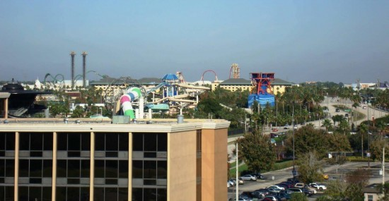 Point Orlando Resort on Universal Blvd.