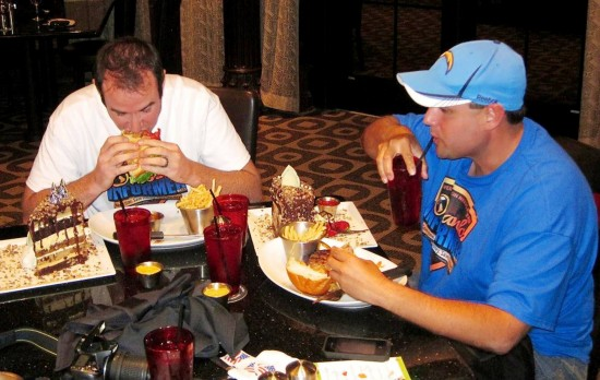 The Kitchen Challenge at Universal's Hard Rock Hotel.