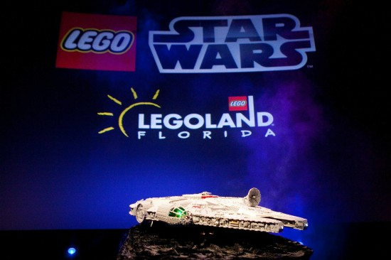 Star Wars coming to Legoland Florida.