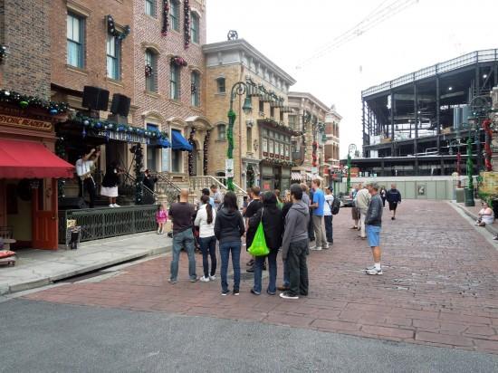 Universal Studios Florida.
