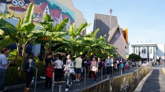 Universal Orlando trip report - December 29, 2012.