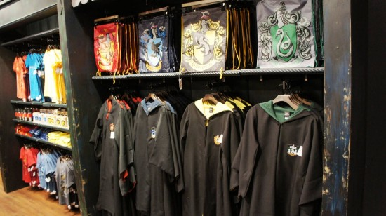 Universal store at Orlando International Airport.