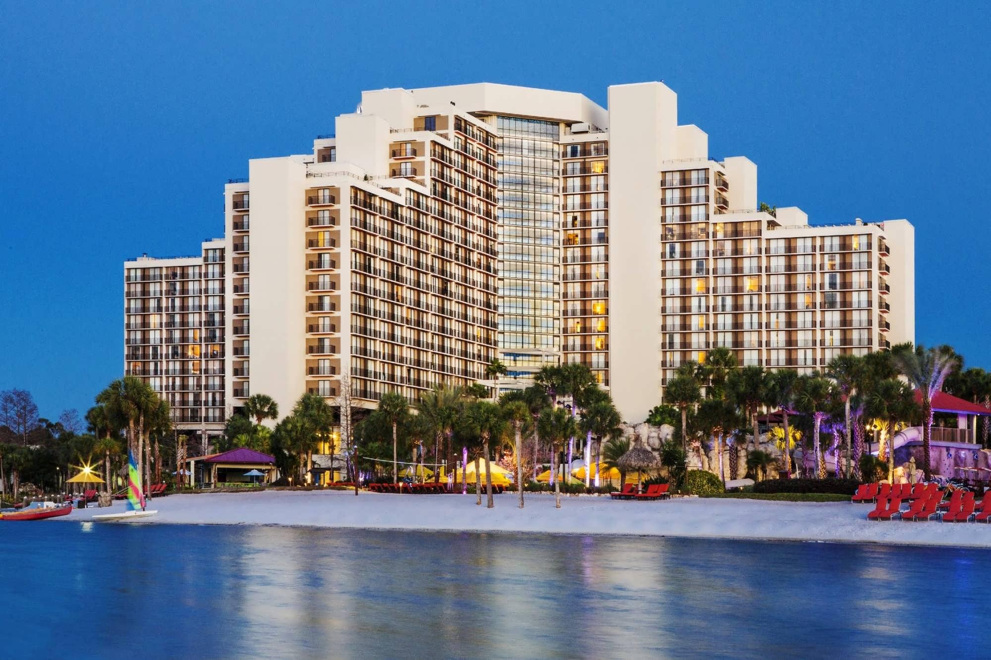 Grand Cypress Hotel Orlando Rooms
