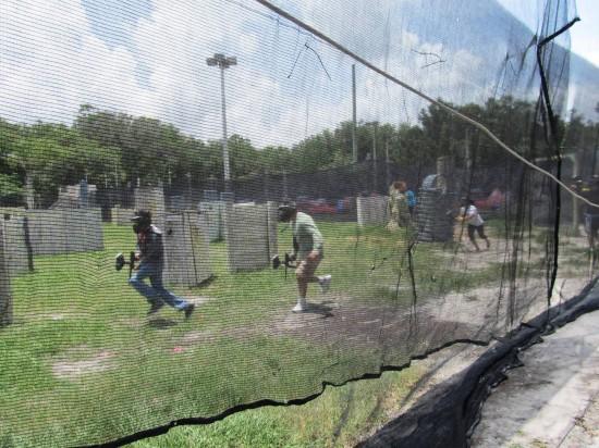 Orlando Paintball.