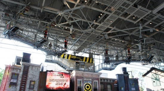Fear Factor Live at Universal Studios Florida.