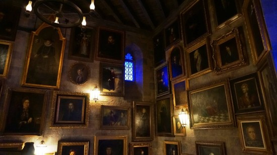 Forbidden Journey at Islands of Adventure.