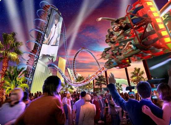 Hollywood Rip Ride Rockit concept art.