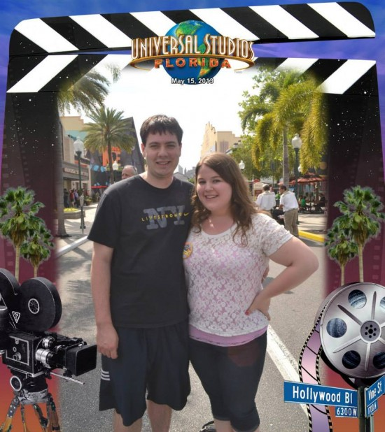 Photo Connect at Universal Orlando.