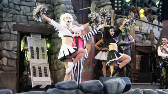 Beetlejuice's Graveyard Revue.