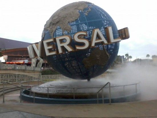 Universal Studios Florida trip report - September 2013.