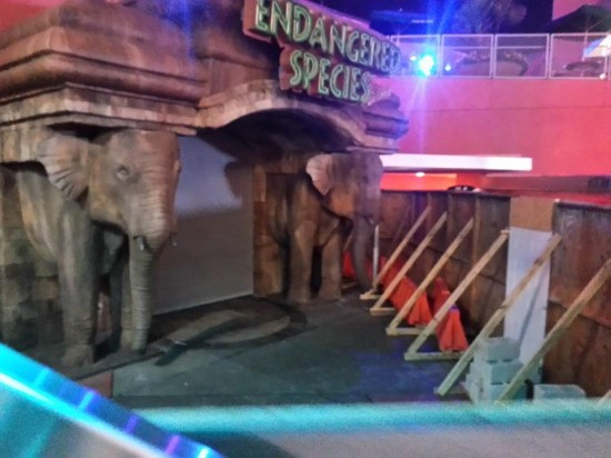 Endangered Species store is now extinct.