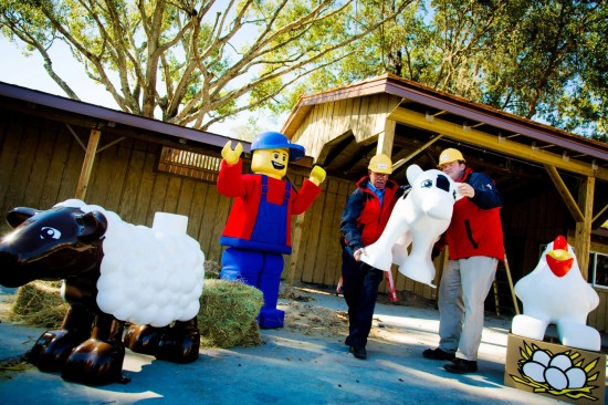 DUPLO Valley opening May 23 at LEGOLAND Florida.