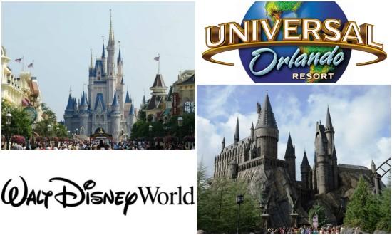 Disney vs. Universal