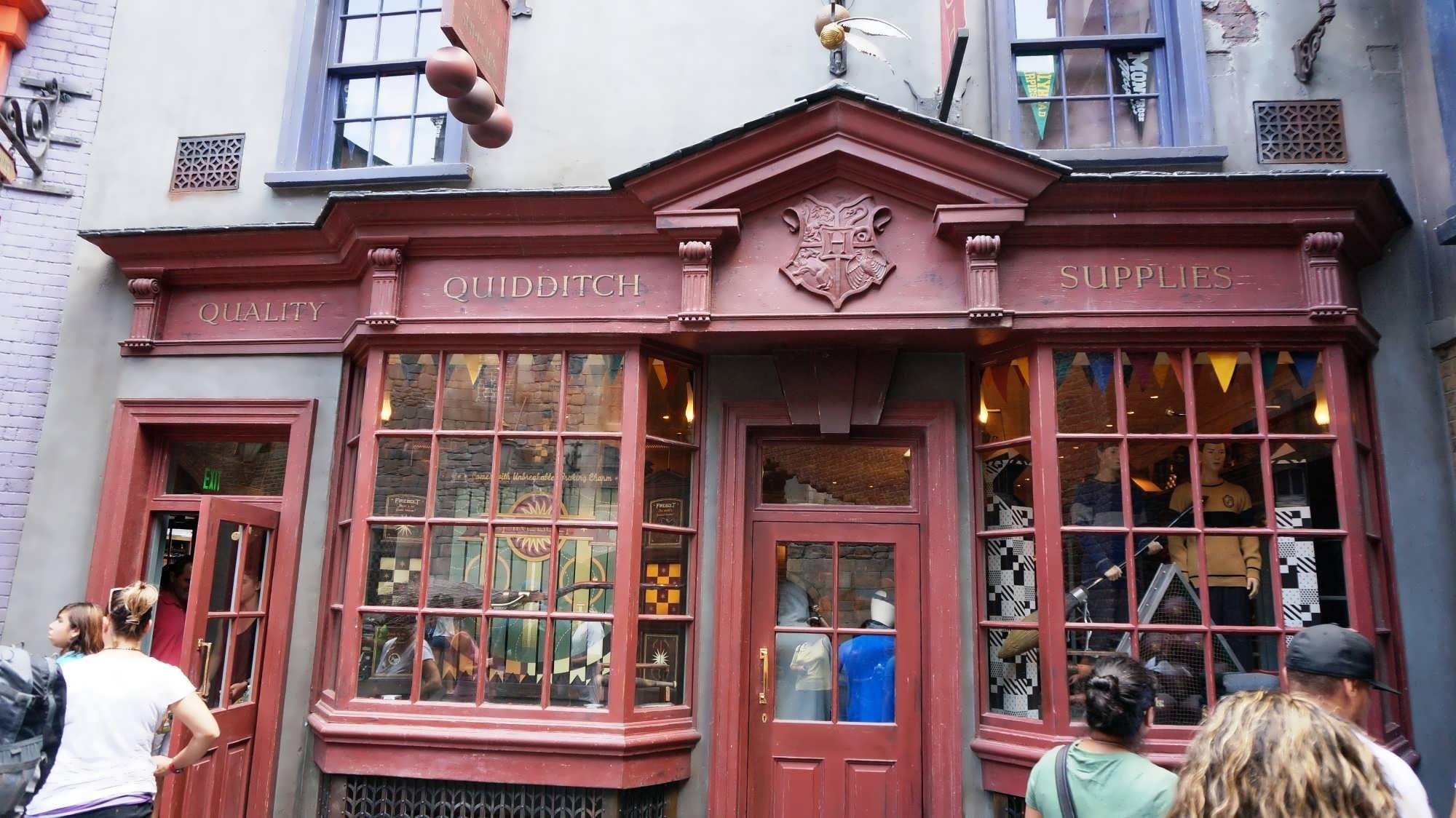 Quality Quidditch Supplies