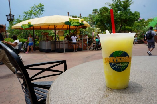 Top five kids' beverages at Universal Orlando.