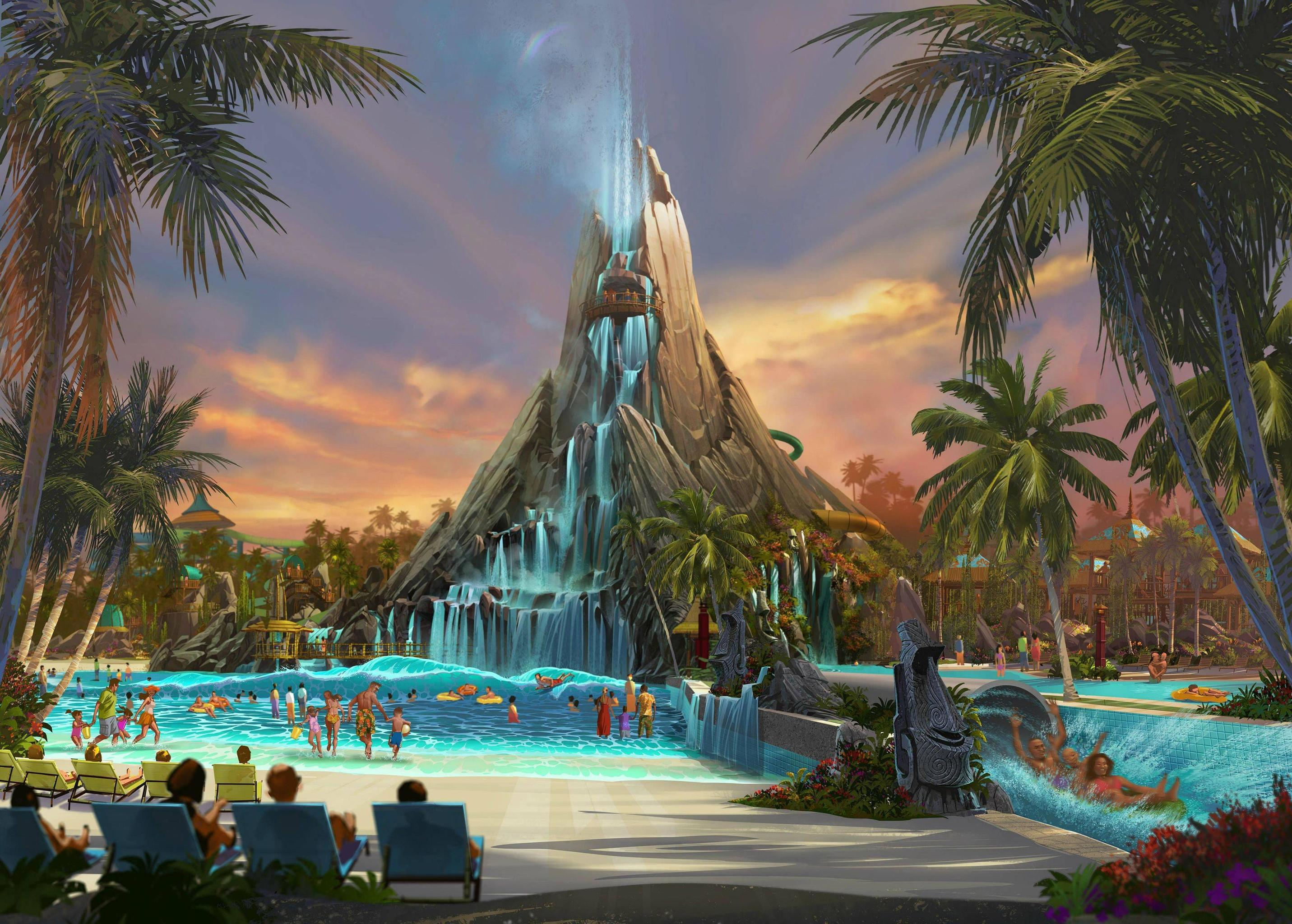 Volcano Bay first details