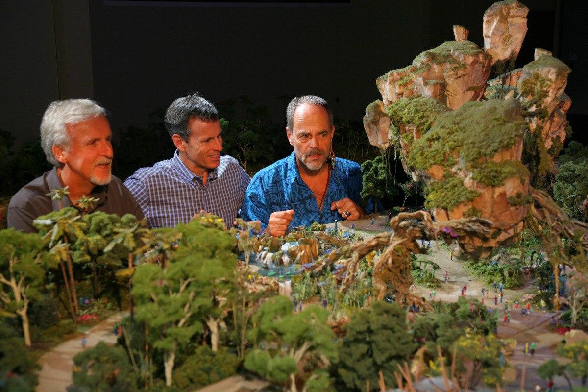 Pandora: The World of Avatar REVEALED