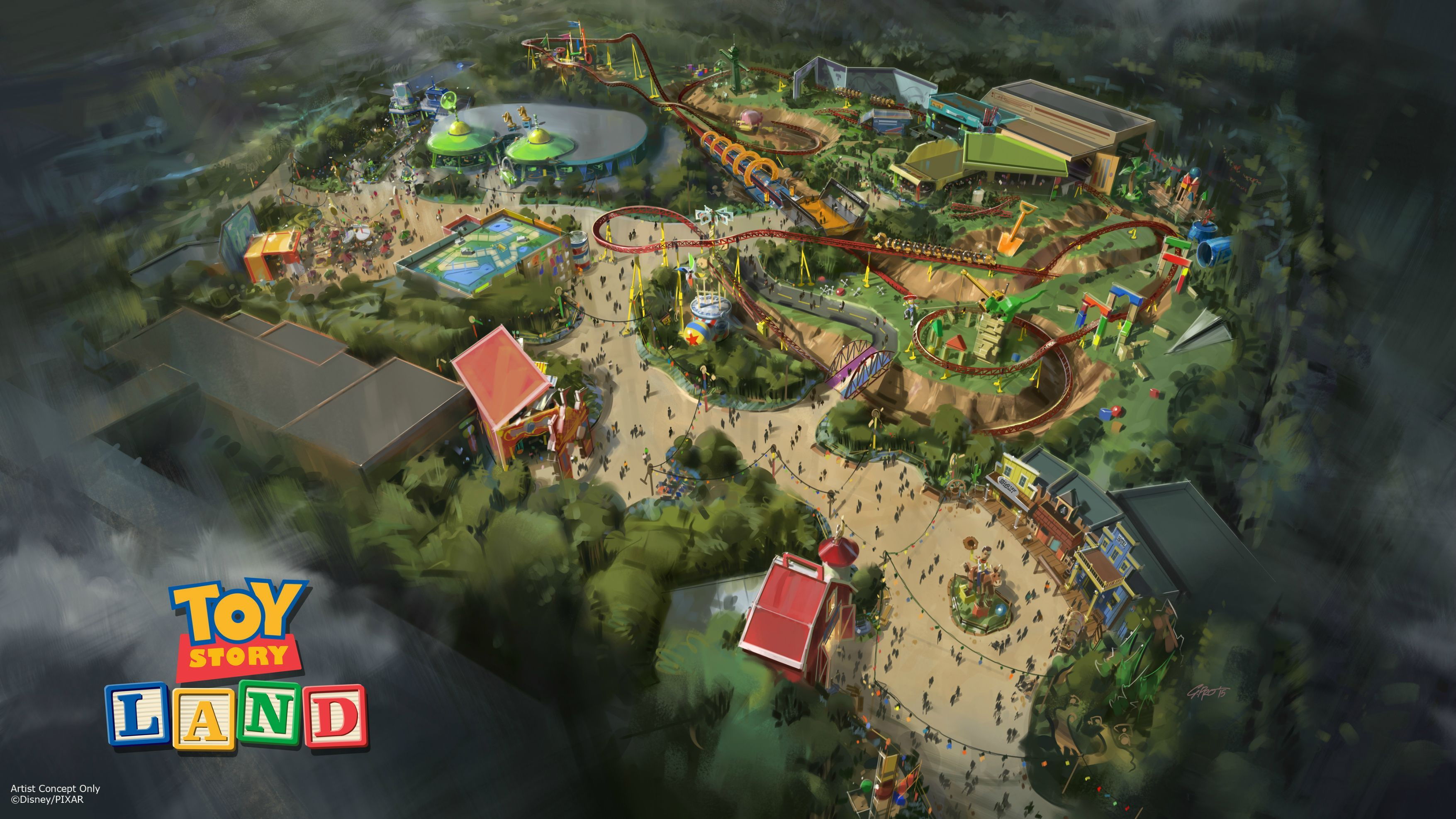 Toy Story Land coming to Disney World