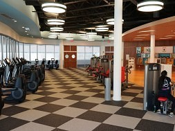 Jack LaLanne Physical Fitness Studio – Cabana Bay Beach Resort.