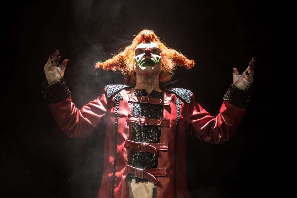 Jack the Clown at Halloween Horror Nights 25