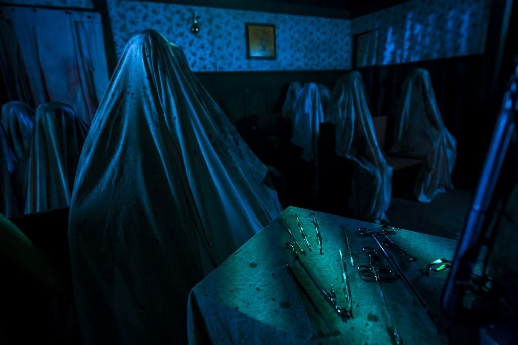 Insidious - The Further at Halloween Horror Nights 25