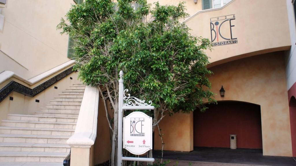 Bice at Loews Portofino Bay Hotel
