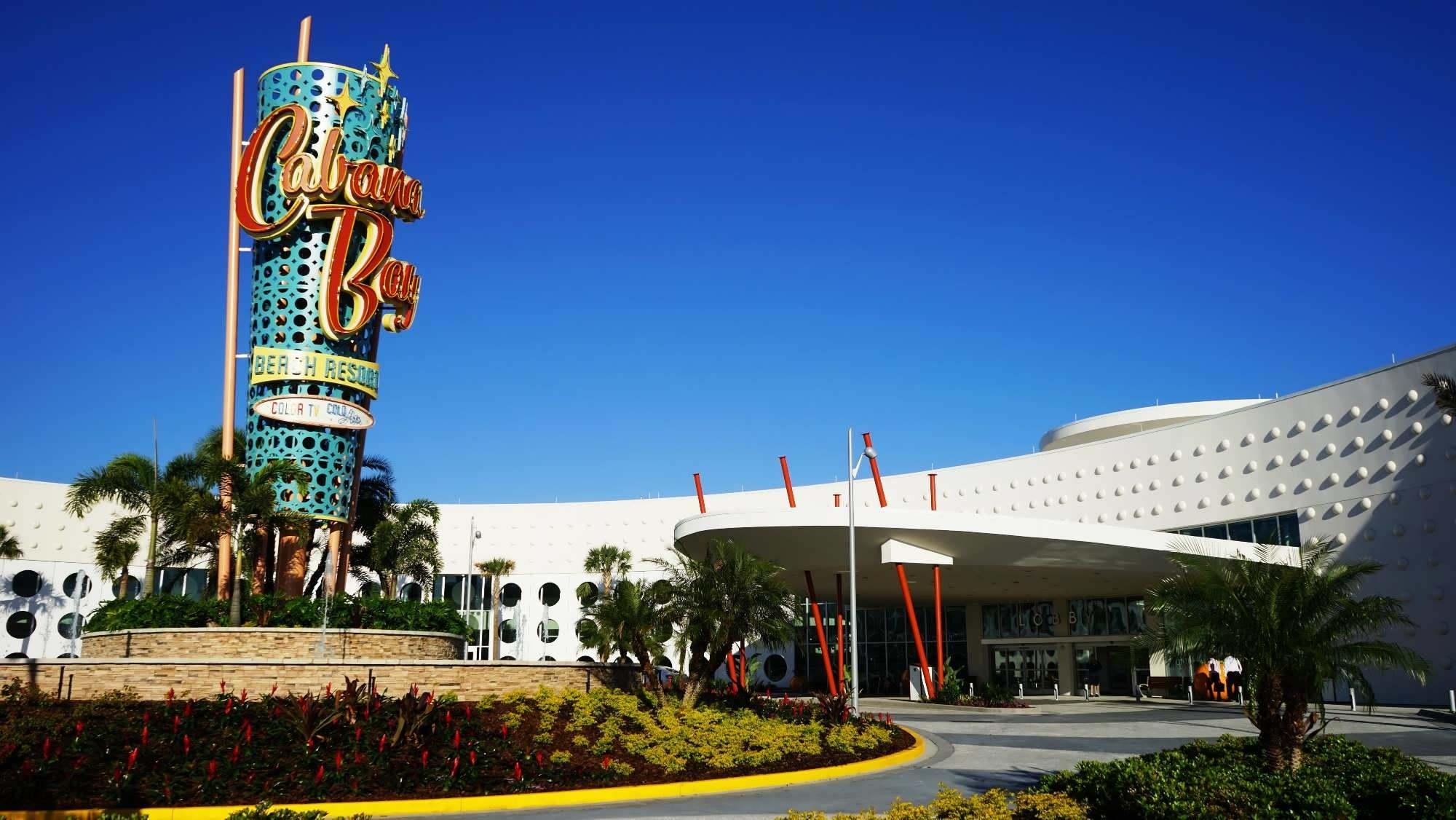 Why Cabana Bay Beach Resort is the best family resort in Orlando