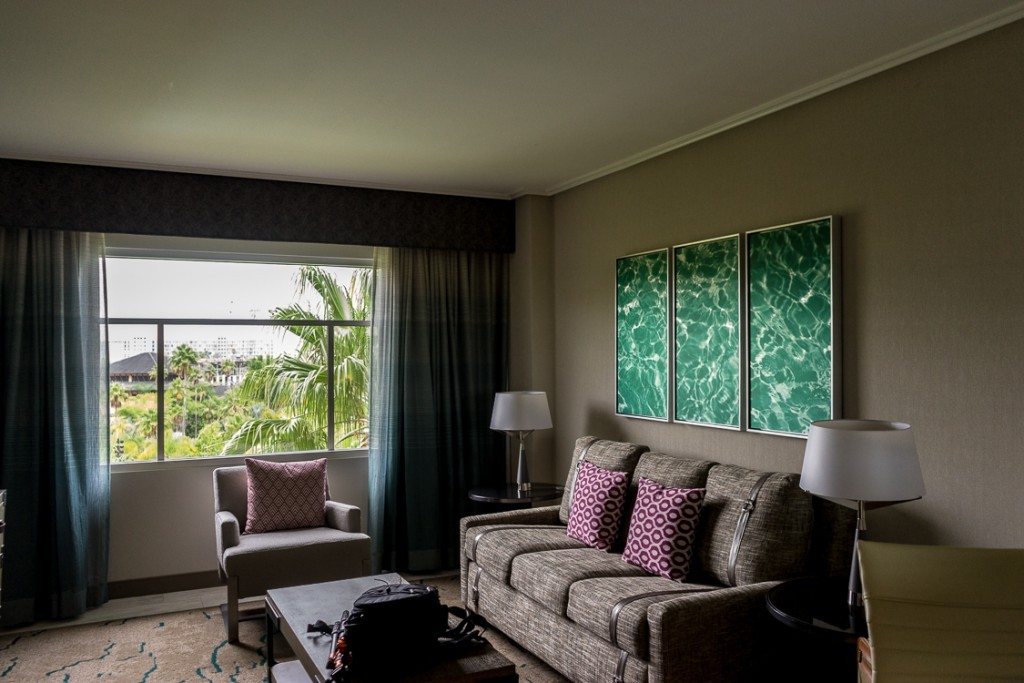 Royal Pacific Resort King Suite
