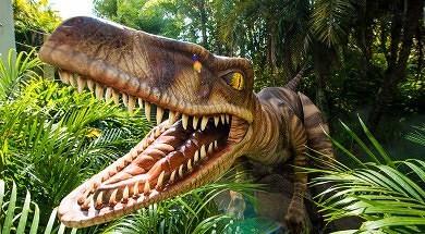(UNIVERSAL) Raptor-roar