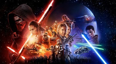 The Force Awakens poster - Season of the Force
