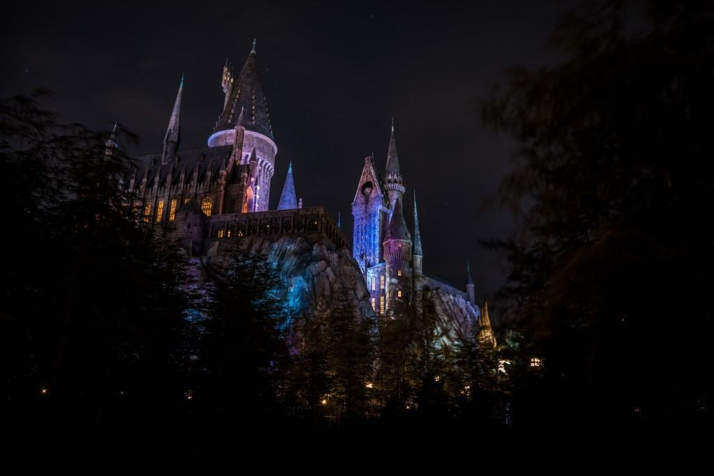 Forbidden Journey at Islands of Adventure