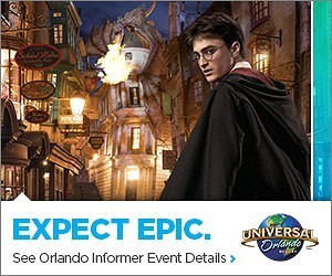 Orlando Informer Diagon Alley