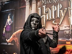 Death Eater at A Celebration of Harry Potter