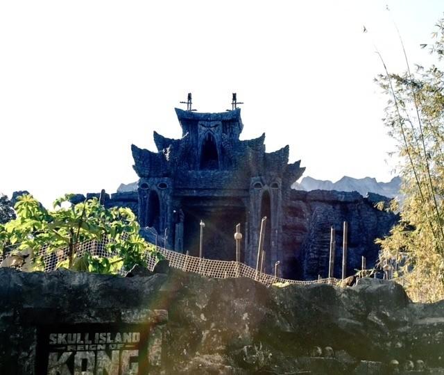 Skull Island: Reign of Kong kongstruction