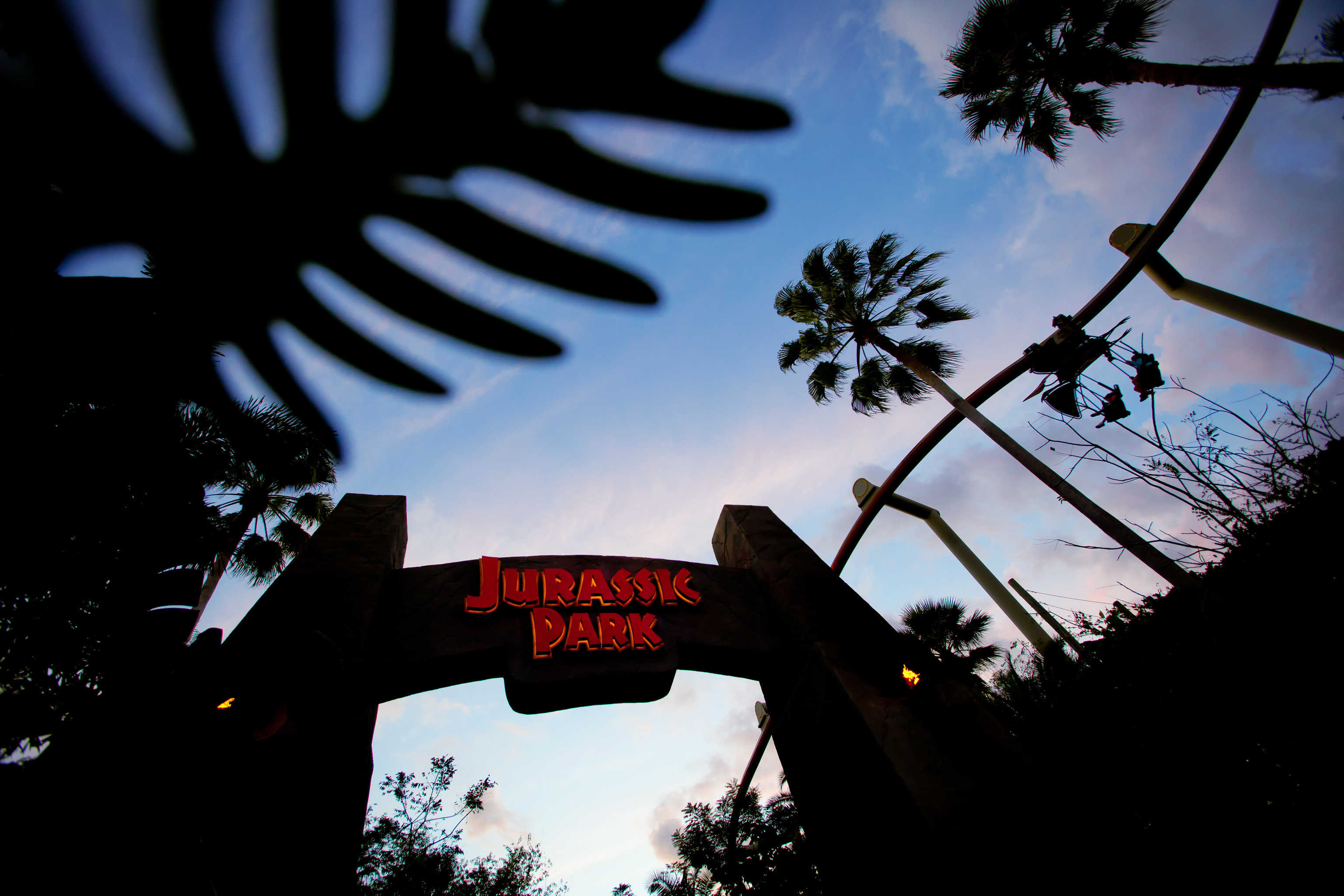 Universal testing allowing all guests on Pteranodon Flyers