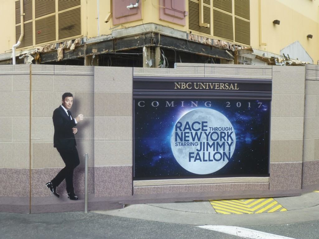 First Bill Paxton, then Jimmy Fallon. Who will follow at Universal Orlando?