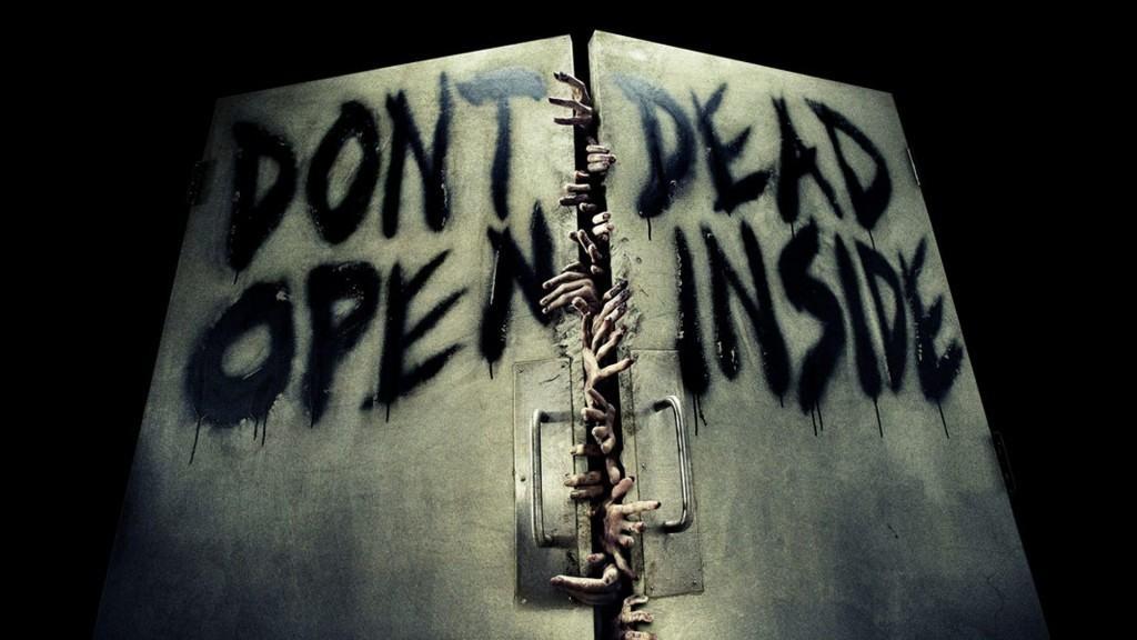The Walking Dead Don't Open Dead Inside